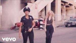 Video: Iggy Azalea - Trouble (feat. Jennifer Hudson)